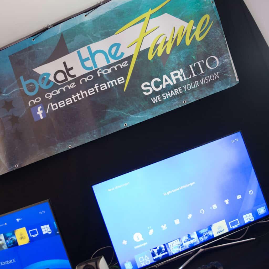 beat-the-fame-netzwerk-livestream-gaming-event-bildschirme-1