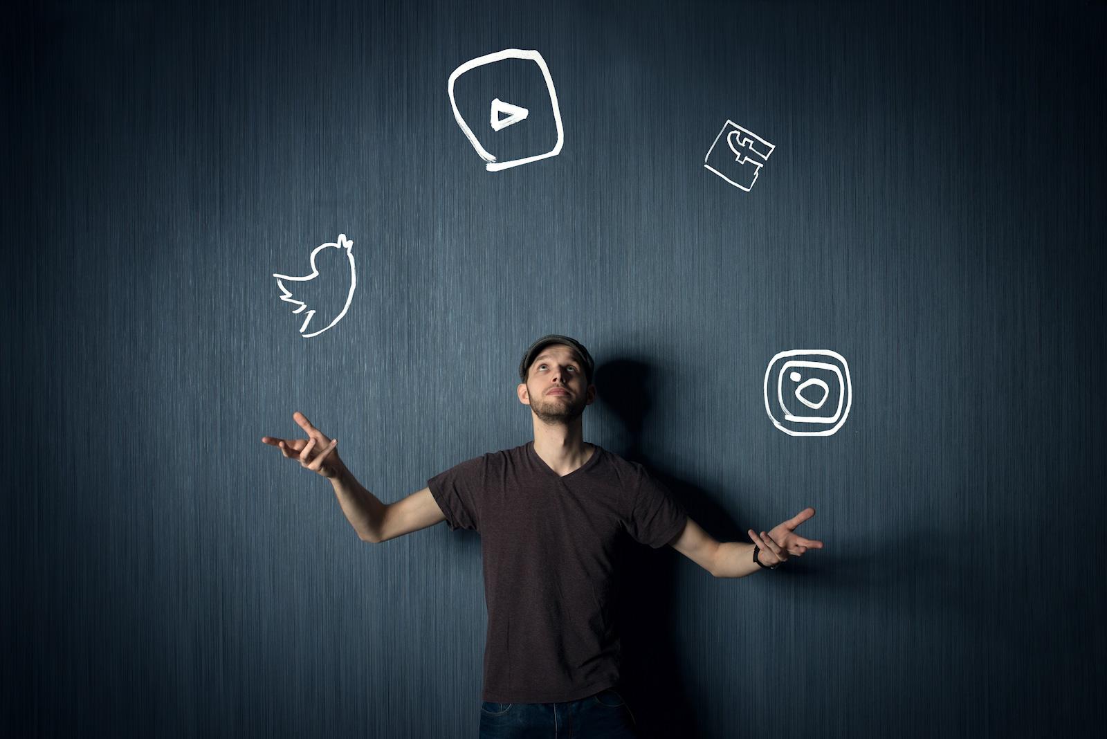 Patrick Schmitz Social Media Experte