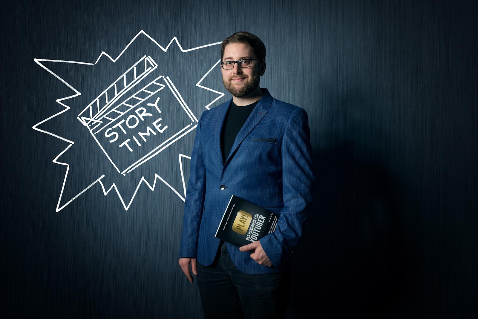 Tobias Ahrens Kameramann Online Redakteur