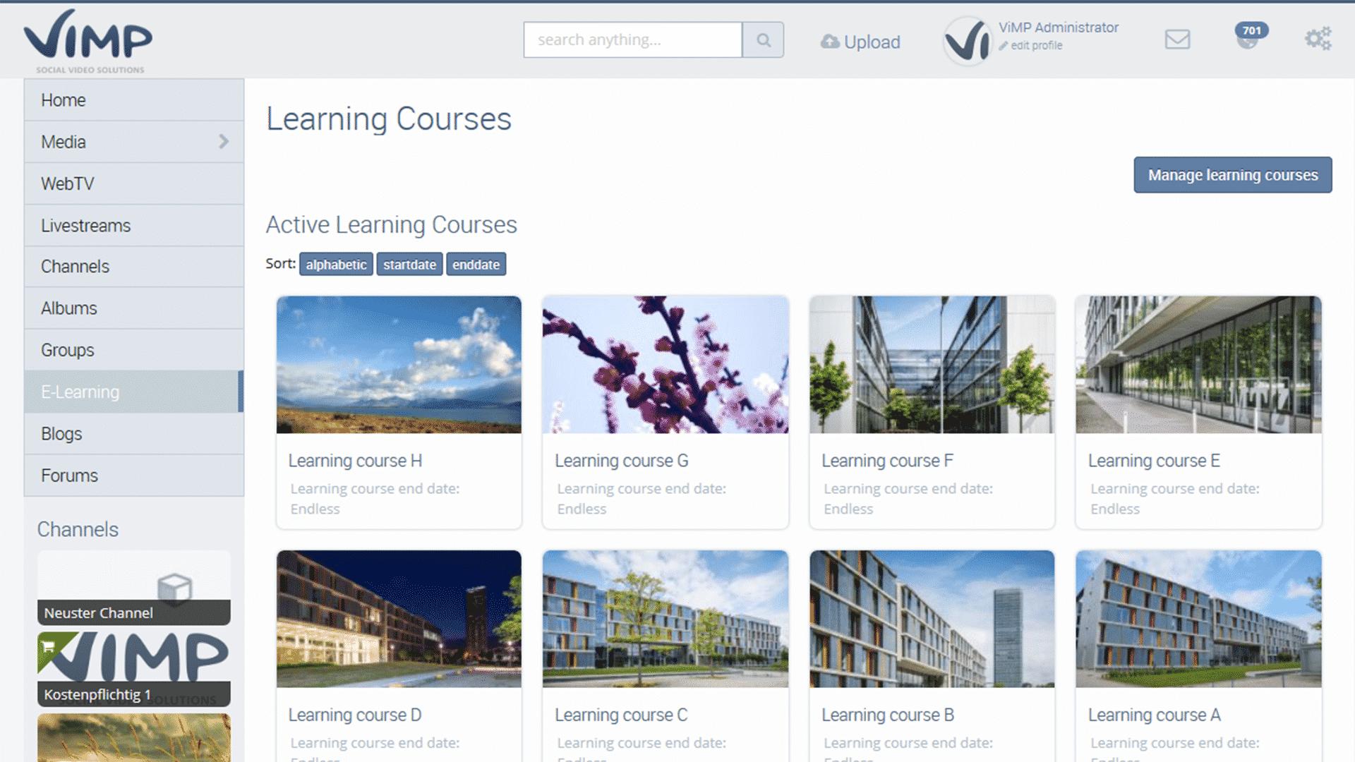 vimp_learning