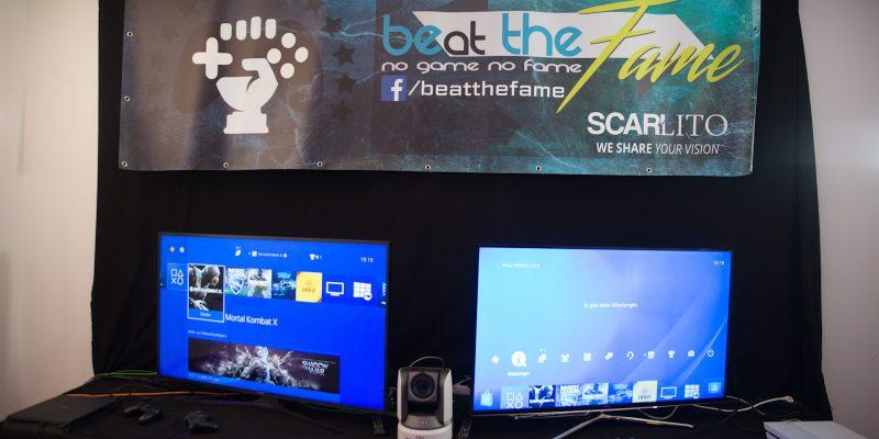beat-the-fame-netzwerk-livestream-gaming-event-bildschirme-2